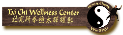 Tai Chi Wellness Center Logo
